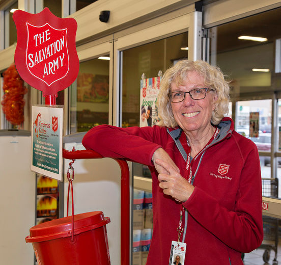 Christmas Kettle Volunteer
